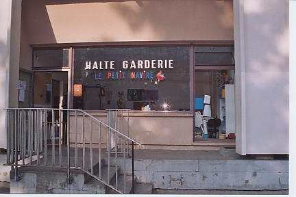 Halte Garderie R�seau Treize - Williams � 2004
